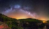 Еменският каньон през нощта ; comments:27