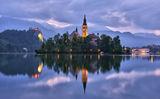 Езерото Блед, Словения ; comments:27
