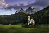 St. Maddalena, Dolomites ; comments:45
