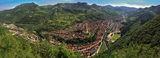 Тетевенската долина и върховете около нея. ; comments:10