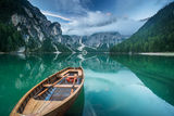 Lago di Braies, Italy ; comments:10