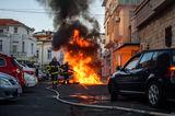 BMW-то изгоря ; comments:5