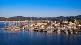 Marmaris morning blue ; comments:3