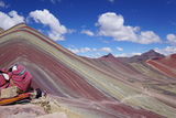 Vinicunca (The Rainbow Mountain), Перу ; comments:15