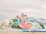 Salvation Mountain ; No comments