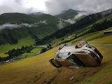 Кола в планината ; Comments:6