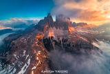 Тре Чиме ди Лаваредо или казано по български, Трите върха на Лаваредо. ; comments:61