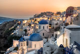 The Magic Light of Santorini ; Comments:10