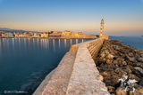 Morning Calmness of Chania ; Comments:4
