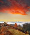 Разпукване на зората в Родопите. ; Comments:12