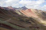 Rainbow Mountain , Peru ; comments:14