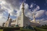 """Бялата джамия """"Шейх Зайед"""" в Абу Даби ; comments:6"""