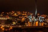 Вечерен градски пейзаж ; comments:4