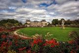 Люксембургската градина и дворец, Париж ; comments:12