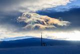Pileus - Rainbow Clouds или Облаци от дъга над връх Ботев ; Comments:13