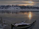Зима на язовир Осломе ; comments:22
