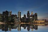 Сингапур по залез ; comments:11
