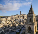 The stone city  - Matera ; comments:1