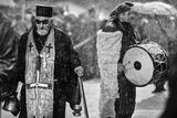Най-възрастния кукер, само на 79 год. Участието му е оценено с почетна грамота и поощрителна награда! Да бъде жив и здрав на 89 г., отново да бъде награден! ; comments:14