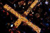 Огнен кръст - Св. Харалампий 09-02-2018 ; comments:8