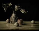 Натюрморт с орехи / Still Life With Walnuts ; comments:11