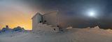 Нощна панорама от Черни връх ; comments:44