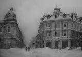 Русе, големият сняг 2018 ; comments:23