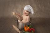 Малък готвач ; comments:17