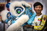 Lion Dancer ; Comments:4