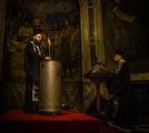 Приготвяне на светото Миро... ; comments:18