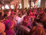 Фестивал на цветовете - Холи. Джайпур-Индия. ; comments:12