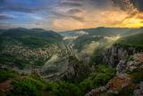 Една  HDR панорамка от Лакатнишките скали ; comments:20