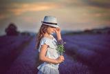 lavender girl ; comments:8
