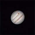 Юпитер с голямото червено петно ; comments:5