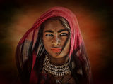 Tribal girl from Pushkar ; comments:29
