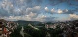 Добро утро, Велико Търново! (панорама от 10 вертикални кадъра) ; comments:2