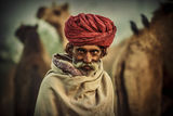 Old Rajasthani man ; comments:25