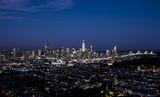 Сан Франциско - една топла вечер, с един фотоапарат, от един хубав хълм... ; comments:4