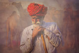 Old Rajasthani man ; comments:22