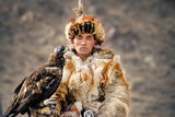 Mongolian Eagle Hunter ; comments:12