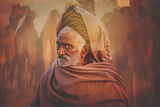 Old Rajasthani man ; comments:28