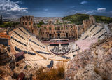 Odeon of Herodes Atticus ; comments:8