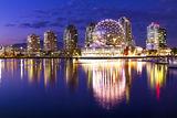 Ванкувър домът на науката и техниката Telus World of Science ; comments:7