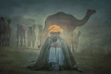 Old Rajasthani man ; comments:18