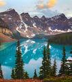 Езерото Морийн - Канада ; Comments:7