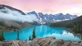 Езерото Морийн - Канада. ; Comments:11
