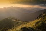 изгрев от връх Кавладан, Стара планина ; comments:24