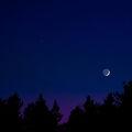 Венера и луната ; comments:2
