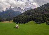 Santa Maddalena, Val di Funes, Dolomites.... ; comments:14