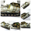 My work: 1/35 kit German Wespe Self-propelled Gun ; No comments